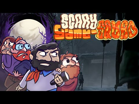 Young Love // Scary Game Squad - Until Dawn Part 1
