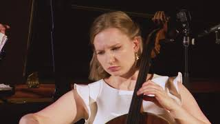 Duo Winiarski/Carron plays Evocations by Eric Tanguy