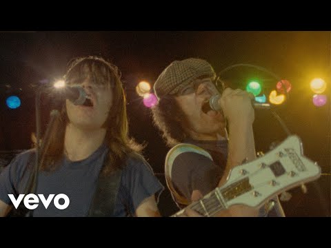 Mix - AC/DC - You Shook Me All Night Long (Official Video)