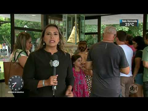 Círio de Nazaré movimenta R$ 1 bilhão na economia do Pará | SBT Brasil (09/10/17)