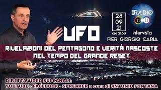 UFO: rivelazioni del Pentagono e verità nascoste nel tempo del Grande Reset
