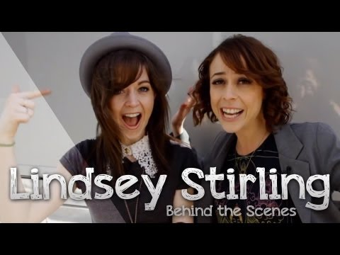 Lindsey Stirling Interview - 2013 Tour Behind the Scenes with Shira Lazar