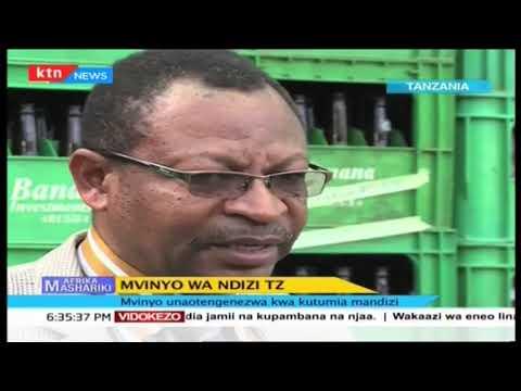 Mvinyo wa ndizi Tanzania
