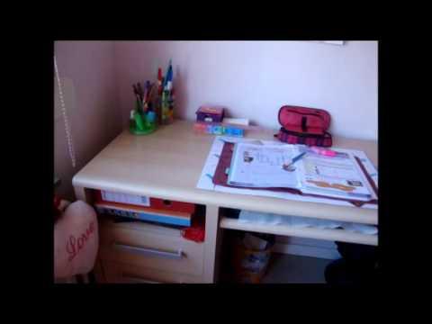 Make Up Tafel : Van je bureau een make up tafel maken youtube