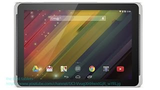 """HP 10 G2 2301 Review - 10.1"""" Android 5.0 Lollipop Tablet"""