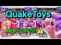 My Little Pony MLP What the... Pooping Ponies Sea Swirl Meadow Flower Sapphire Joy Codes QuakeToys
