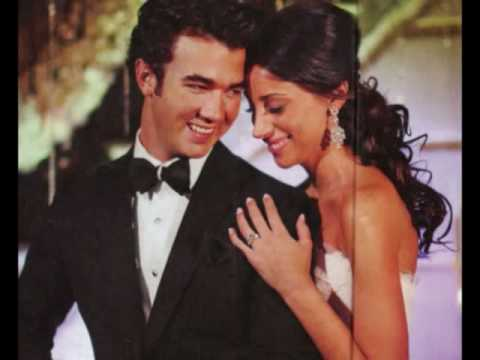 Kevin and Danielle Jonas - Wedding Video and Pictures - YouTube