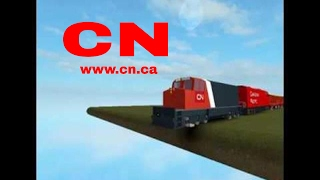 Roblox Freight Trains | 2 Cowl Units lead NS Road Railer