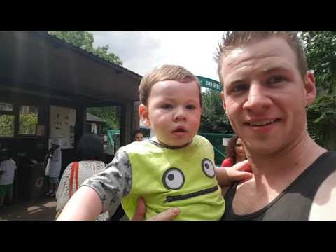 Trip to the LONDON ZOO and my ENGLISH ACCENTS!
