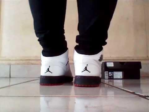 22a5b04451 Air Jordan 1's (Retro 97) - YouTube