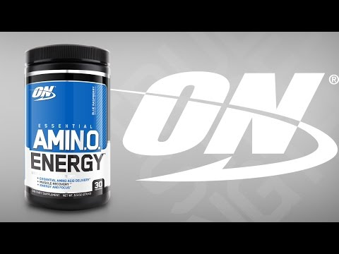 Amino Energy Review | Tiger Fitness