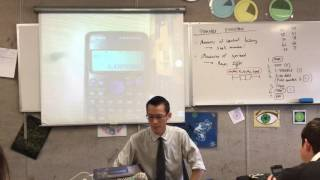 Standard Deviation (2 of 2: Finding the standard deviation using stat mode on a calculator)