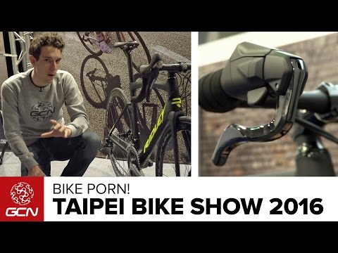 Tech Extra: Awesome New Road Bike Tech At The 2016 Taipei Cycle Show