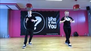 Maciej Cielecki and Łukasz Paciorek choreo: Robin S - Show me love
