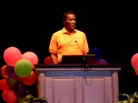 Rafer Johnson Speech