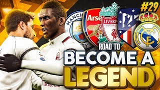 """ROAD TO BECOME A LEGEND! PES 2019 #29 """"BIG TRANSFER ON FOR MANNY?!"""""""
