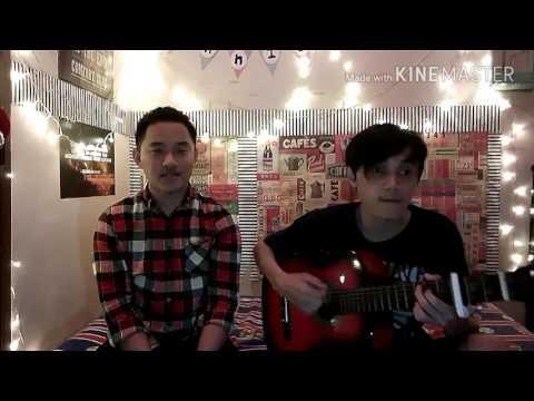 Adera - Melukis Bayangmu (cover acoustic ft. Gbrn Mnrp)