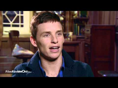 Theory of Everything (2014) - Star Eddie Redmayne interview clip 3