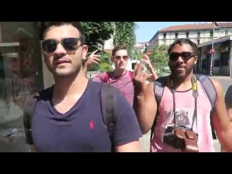 EUROPE TRAVEL VLOG 1- The Journey - Melbourne, Dubai, Singapore, Milan, Florence!