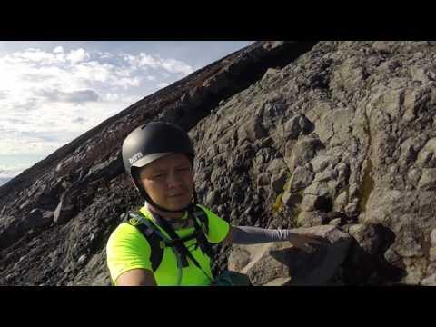 Mt  Mayon Climb