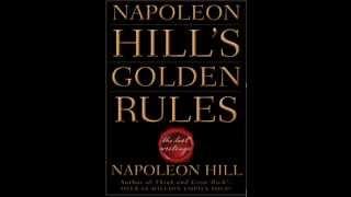 NAPOLEON HILL-10 GOLDEN RULES-Video 6-Self Discipline HD
