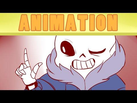 ''BOOYAH!'' (Meme ft. Sans) Undertale Animation