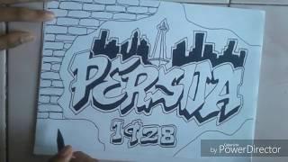 "Grafiti""persija 1928"""