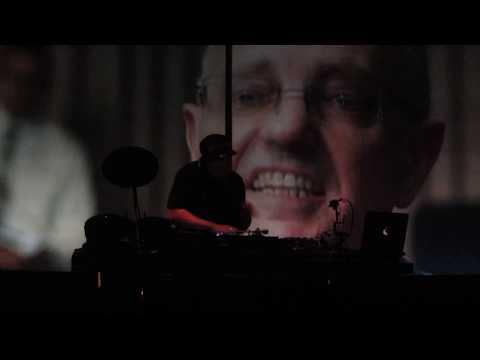 DJ Shadow  Nobody Speak+Building Steam With A Grain Of SaltBondax & KKid Remix  @ Roundhouse