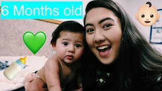 6 MONTH CHECK UP!!