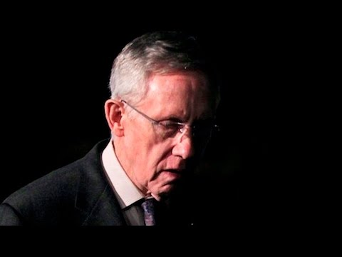 Harry Reid: Don't Let The Door Hit You On The Way Out!