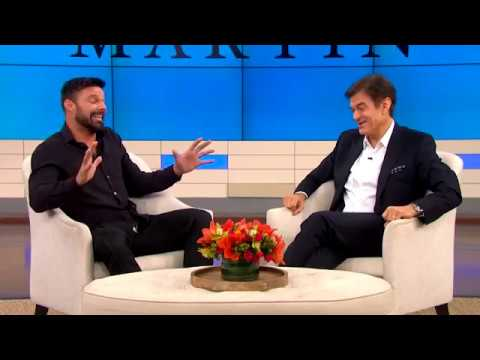 Ricky Martin on Becoming a Vegetarian