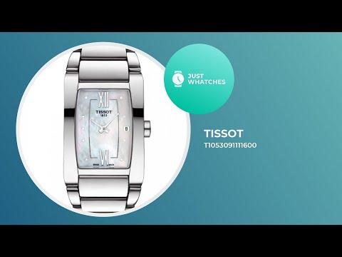 Tissot T1053091111600 Women's Watches Full Specs, Features, 360°