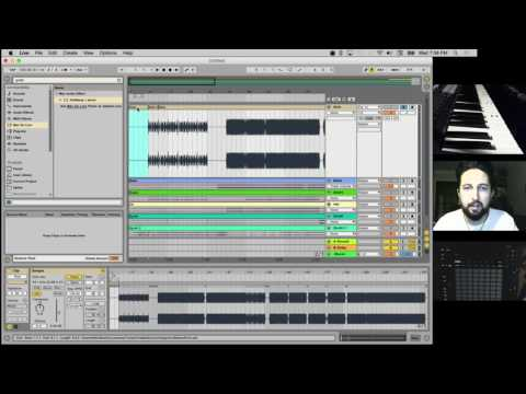 Remixing a Grouch Track from Scratch - Part 1