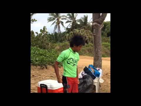 Bodyboarding Kauai,Hawaii🏄🏽