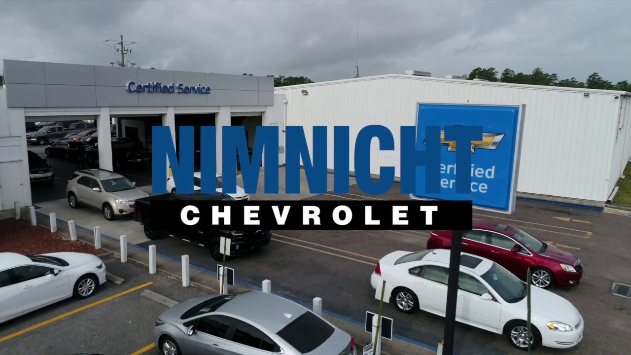 Nimnicht Chevrolet Vehicle Exchange Program Youtube