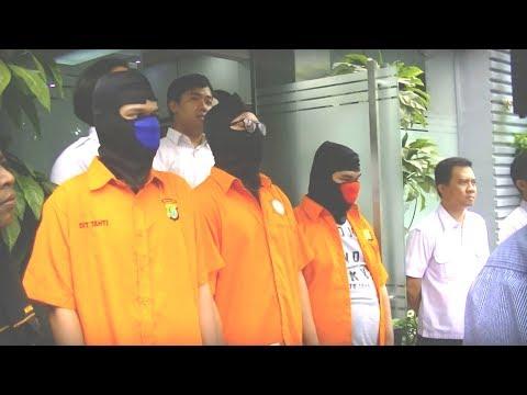 Jaringan Hacker Mahasiswa Surabaya Tertangkap - NET. JATIM