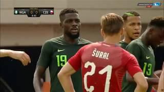 Nigeria vs. czech republic full match