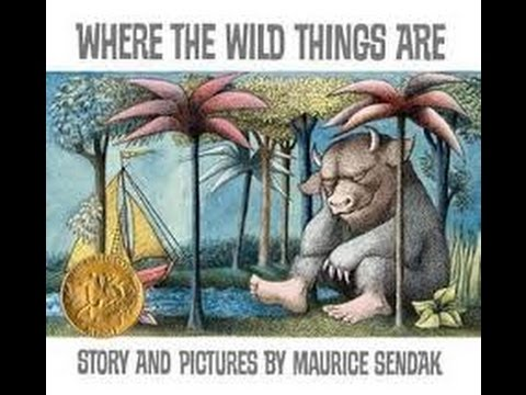 "Children's  book read aloud."" WHERE THE WILD THINGS ARE ""more stories at Storytime Castle channel"