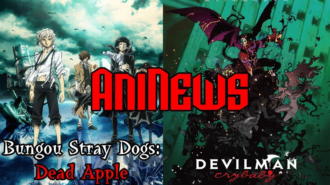 Bungou Stray Dogs Dead Apple Movie, More Fate Apocrypha, Attack on Titan  Season 3, & More