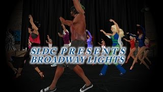 "Spirit Light Dance Company – Broadway: ""Chorus Line"""