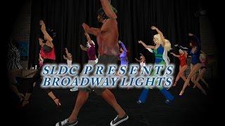 "Spirit Light Dance Company – Broadway: ""Chorus Line"""