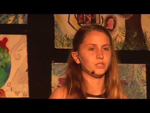 Women in Sports | Hannah Perez | TEDxTheBenjaminSchool