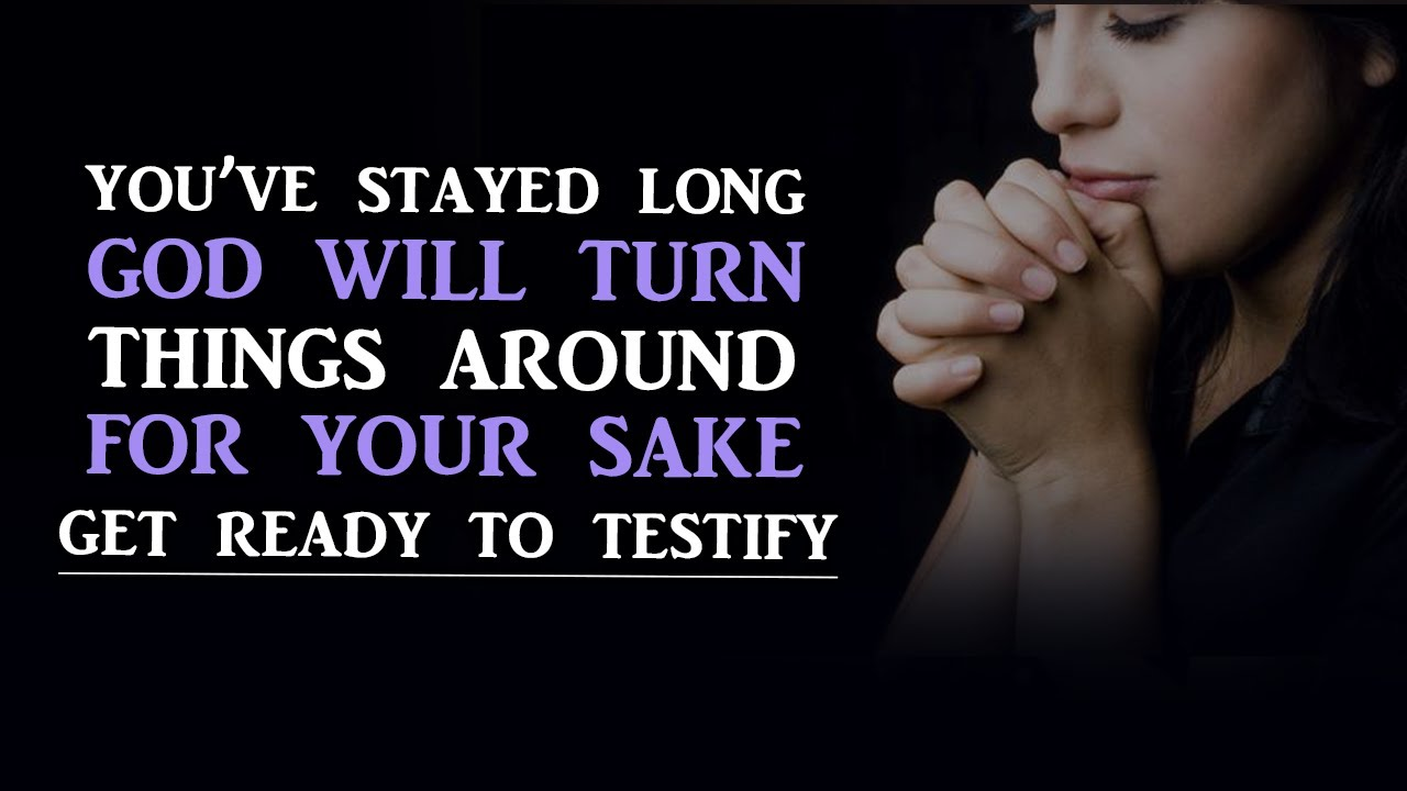 WHAT GOD IS ABOUT TO DO WILL MAKE YOU TESTIFY HE IS NOT DONE YET WITH YOU - BEST MOTIVATIONAL VIDEO