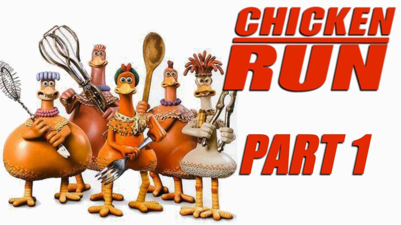 Crafty Plays PS1   Chicken Run   Act 1