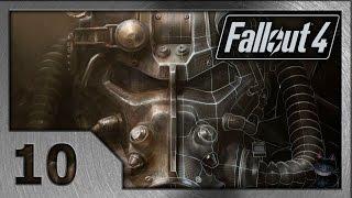 Fallout 4. Прохождение 10 . Карьер Тикет и кладбище старых роботов.