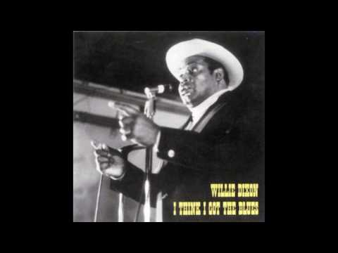 Willie Dixon - I Don't Trust Nobody (  I Think i Got the Blues ) 1973