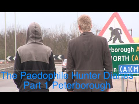 The Paedophile Hunter Diaries - Part One