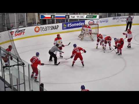 World U17 Czech Republic - Russia Quarter-final 2017 CANADA