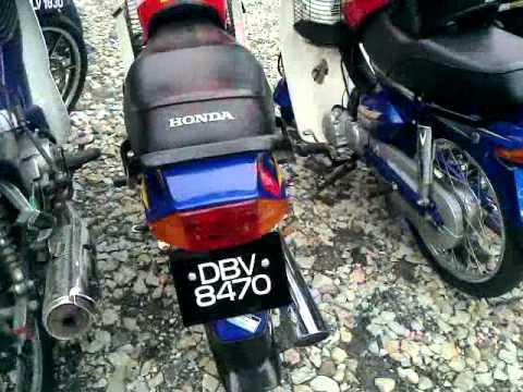 Honda ex5 dream....
