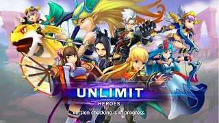 Unlimit Heroes RPG Games Free For Android ᴴᴰ